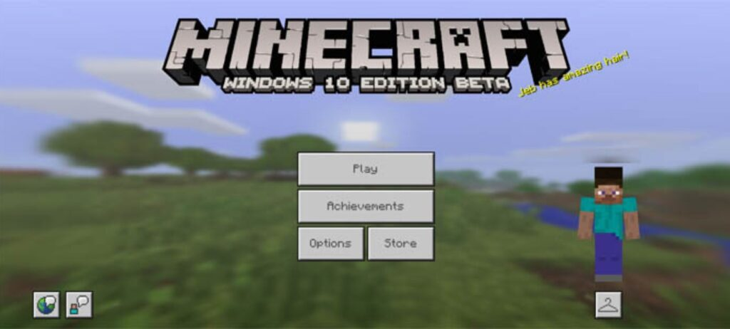 minecraft windows 10 skins