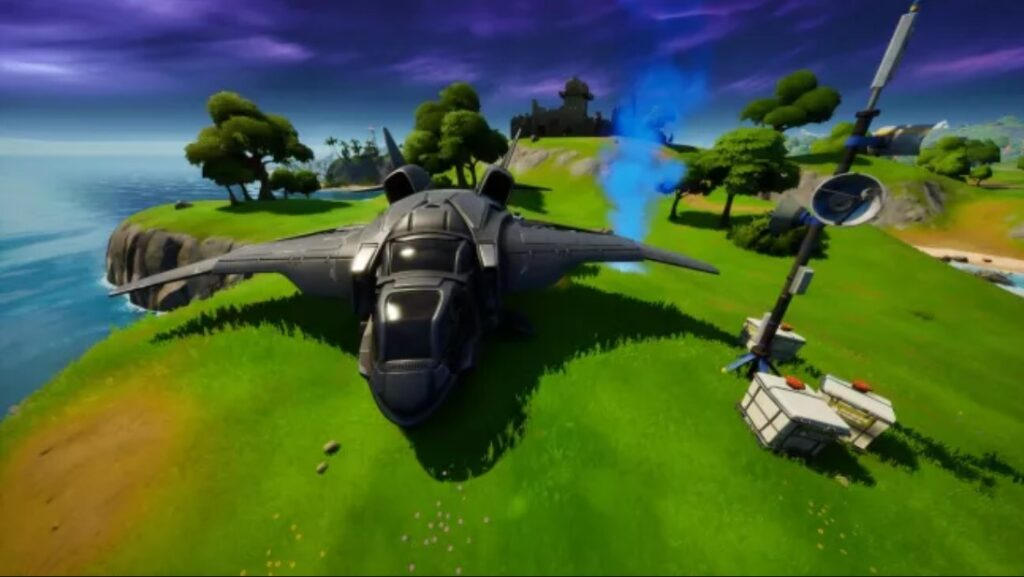 mythic weapons in fortnite season 4