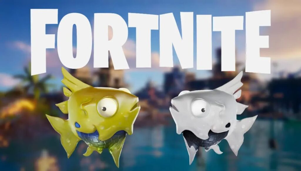 new fish in fortnite