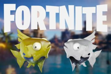 new fish in fortnite