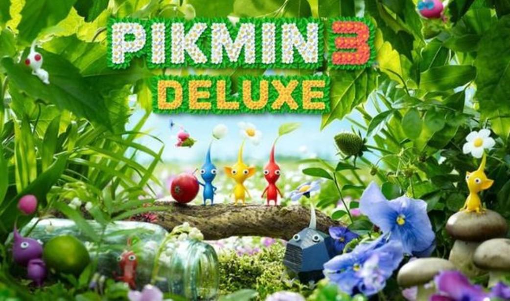 pikmin 3 deluxe release date