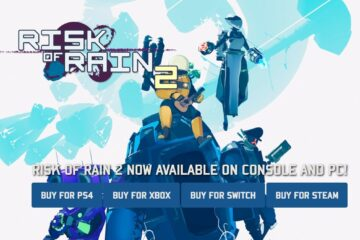 risk of rain 2 download for pc