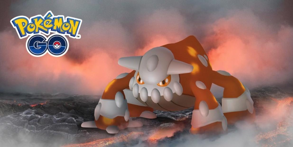 shiny heatran pokemon go