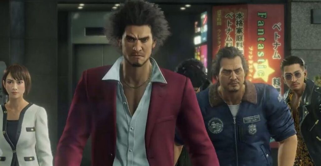 yakuza like a dragon release date