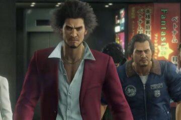 yakuza like a dragon release date
