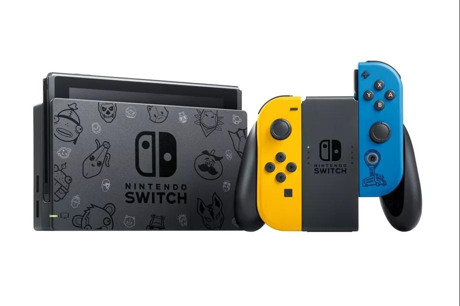 New Nintendo Switch Fortnite Bundle
