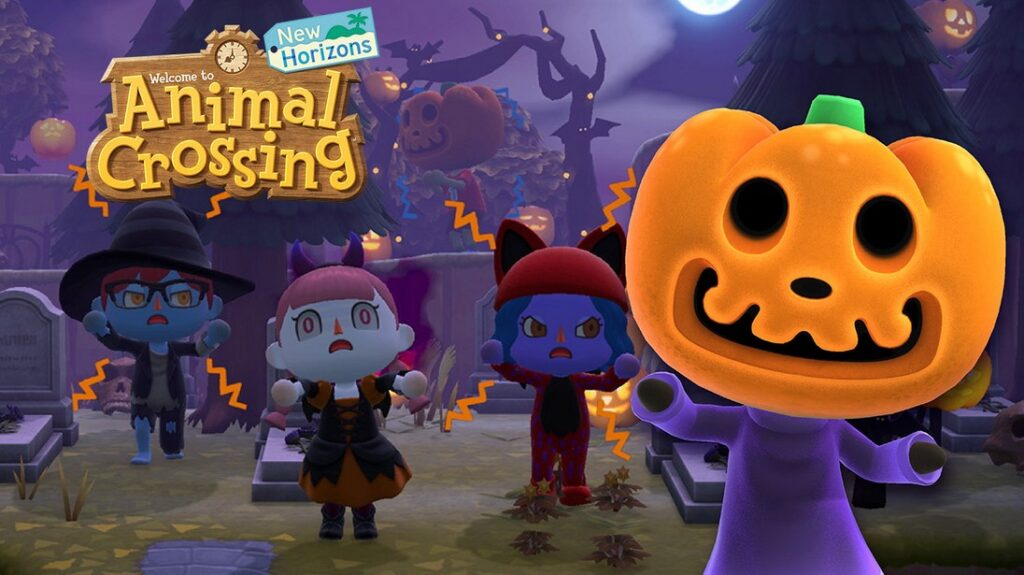 animal crossing fall update