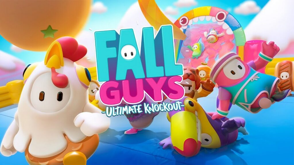 can you play fall guys on mac