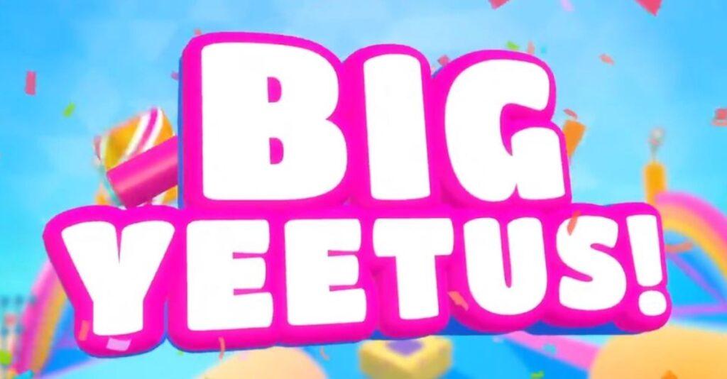 fall guys big yeetus update
