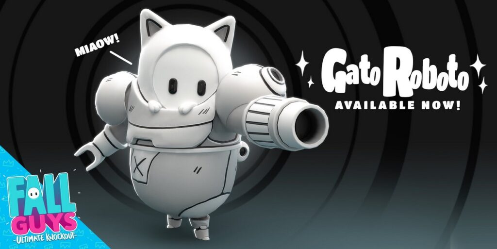 gato roboto fall guys