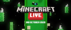 Minecraft Minecon