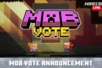 minecraft mob voting