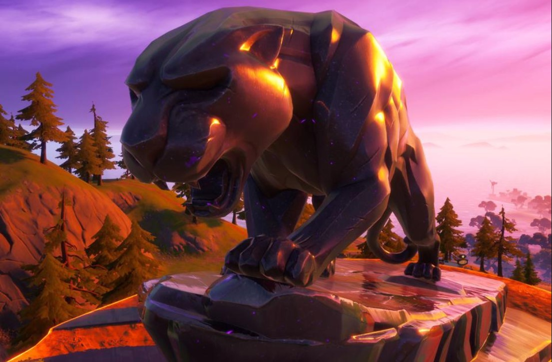 panthers prowl fortnite
