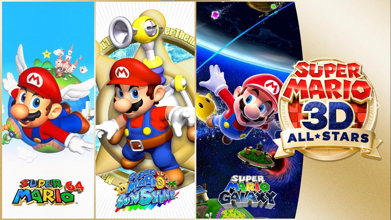 super mario 3d all stars release date