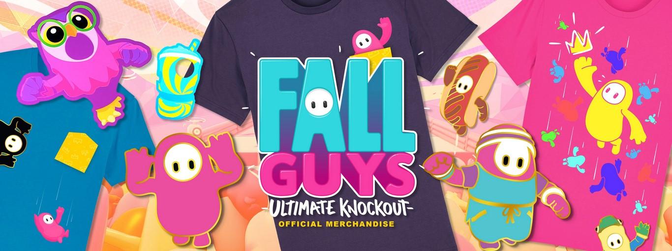 fall guys official merchandise