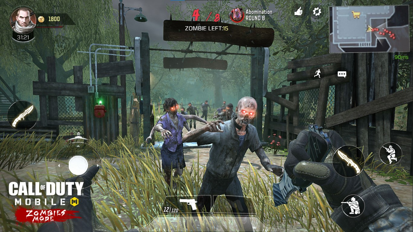 how to play zombies on call of duty mobile