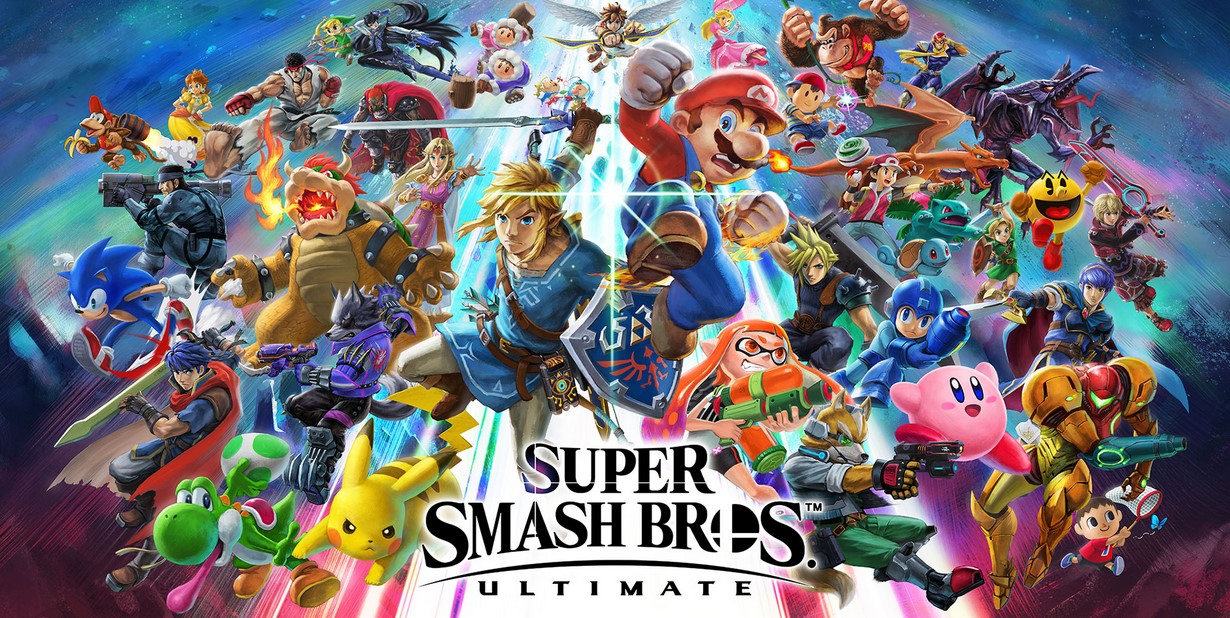 how to update super smash bros ultimate