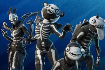 skull squad new pack in fortnite