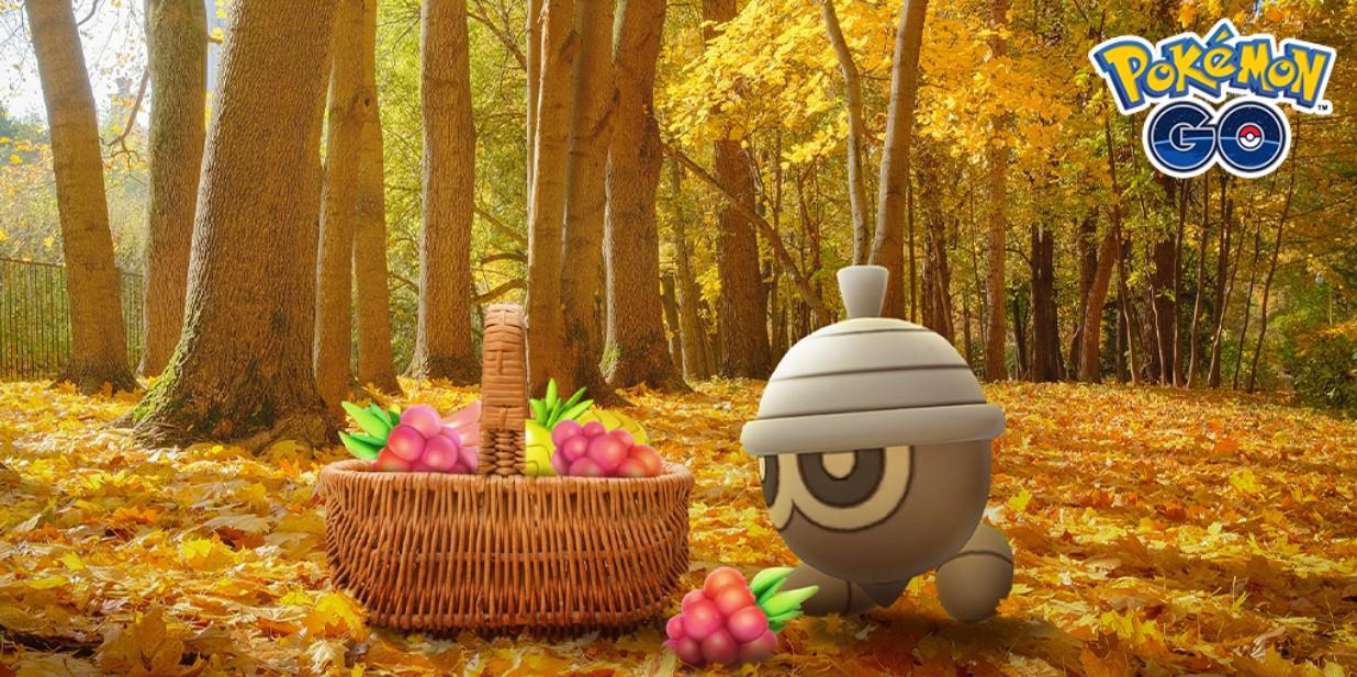 the seasons change pokemon go