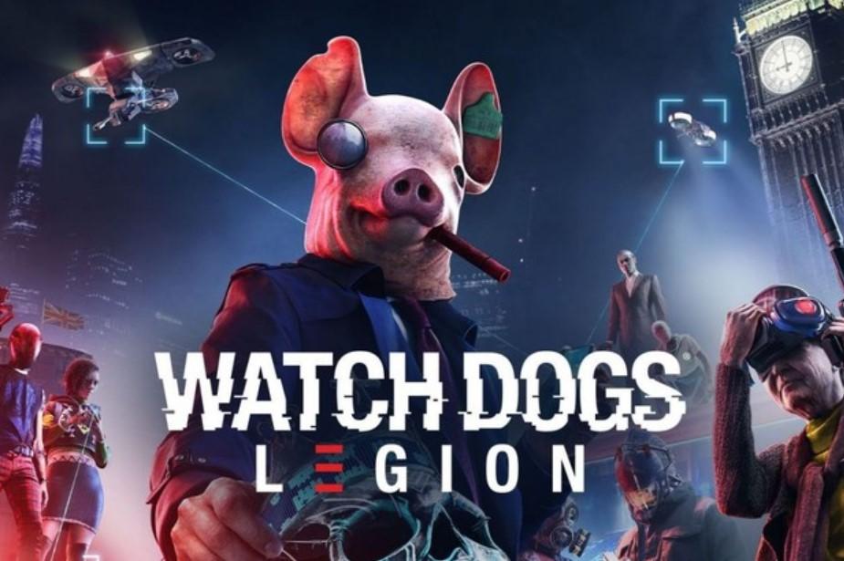 watch dogs legion preload time