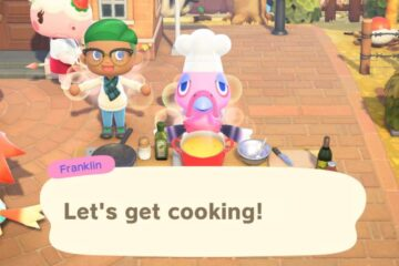 Animal Crossing Turkey Day Ingredients
