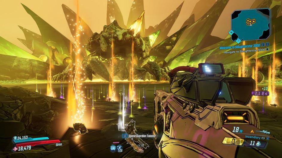 Borderlands 3 Arms Race DLC Release Date