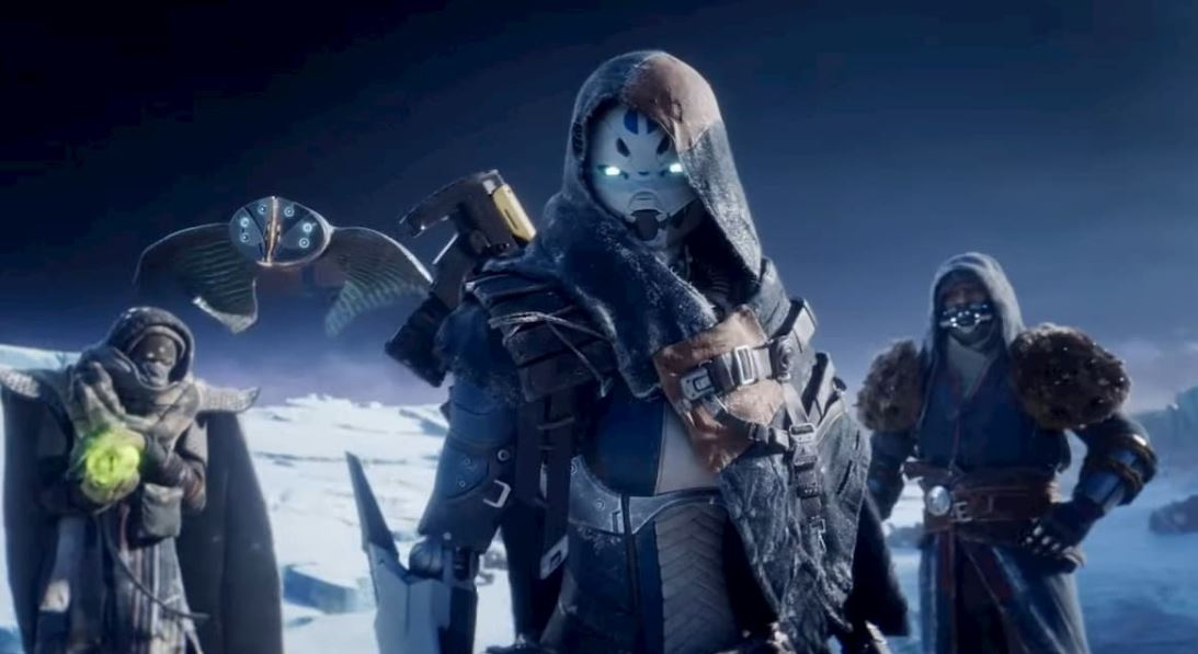 Europa Helm Quest In Destiny 2