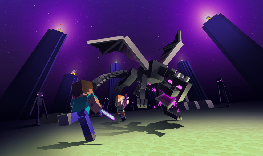 How to respawn the ender dragon in Minecraft