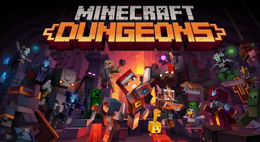 Minecraft Dungeons Update 1.08