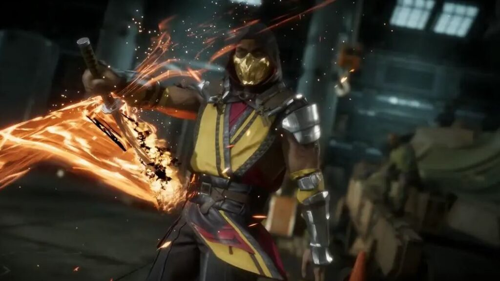 Mortal Kombat 11 Update 1.25