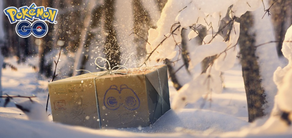 Pokemon Go December 2020 Event