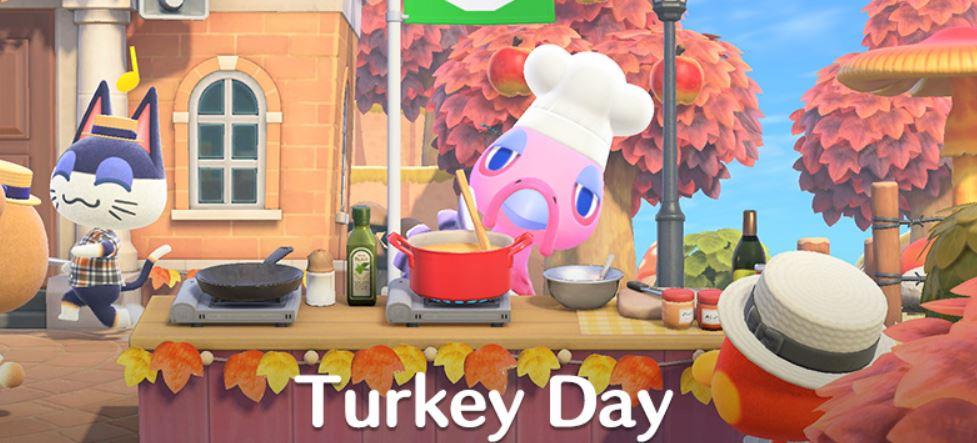 Turkey Day Thanksgiving Event Start Time