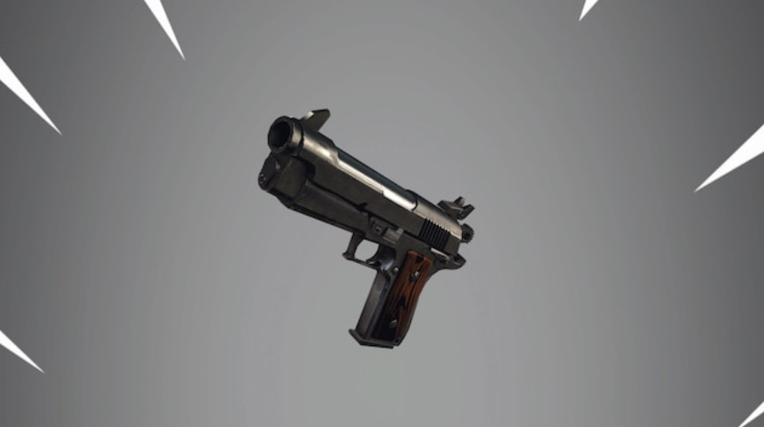 common weapons in fortnite