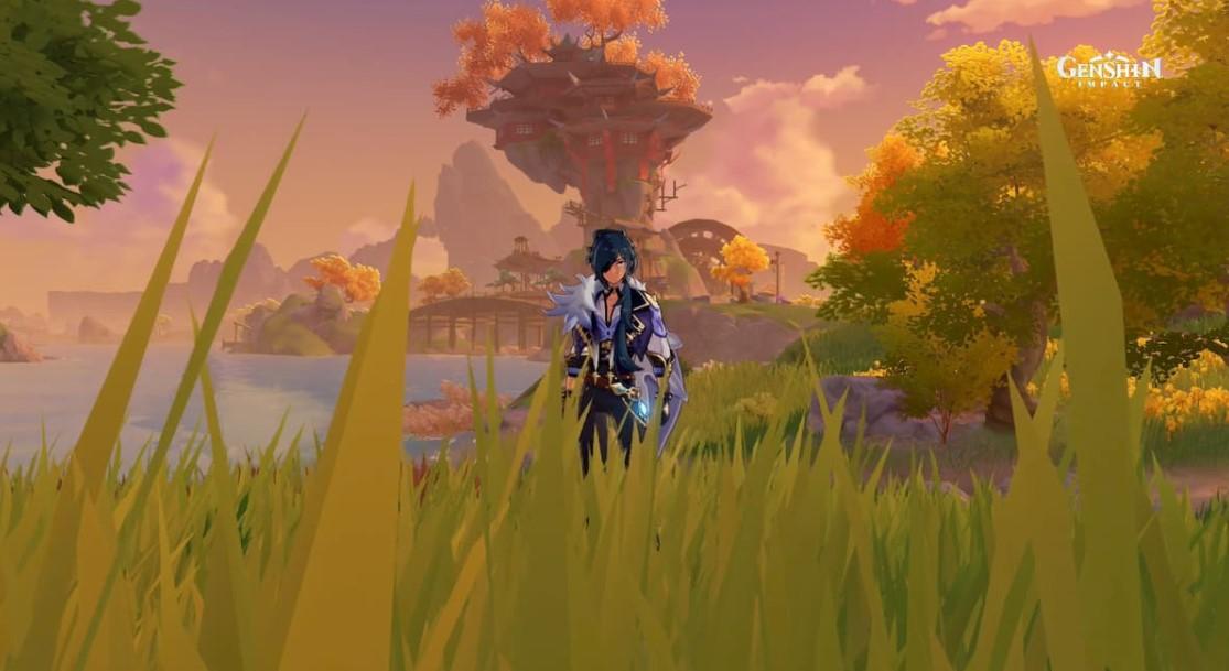 genshin impact a mysterious loss