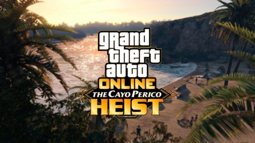 gta online new heist
