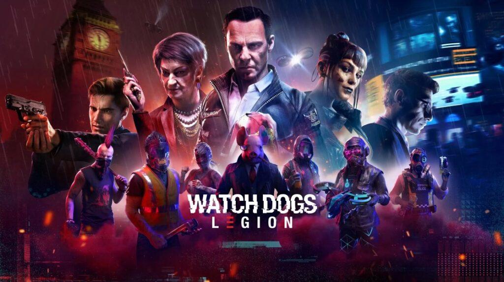 watch dogs legion update 1.05