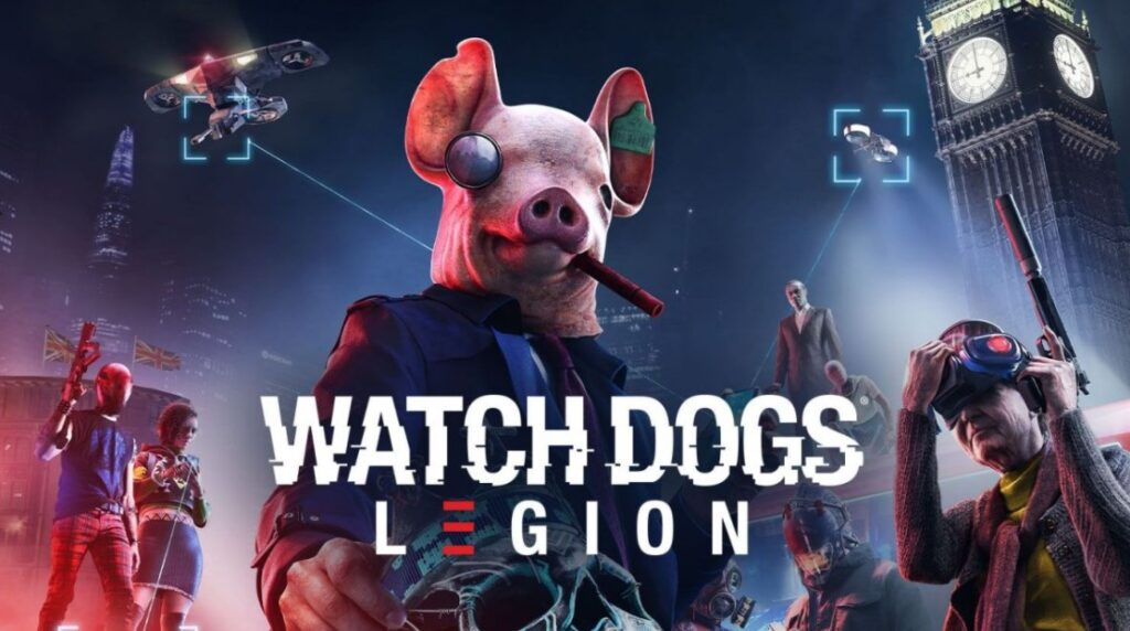 watch dogs legion update 1.06