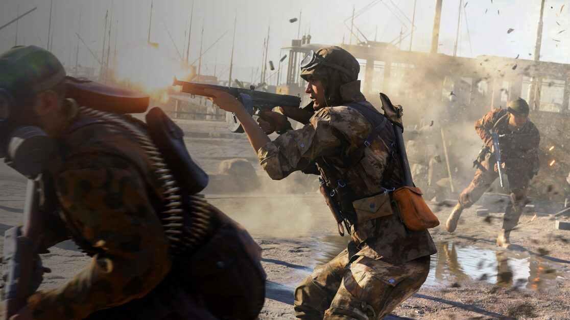 Battlefield 6 Release Date PS 5 2021