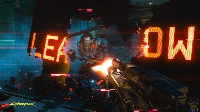 Cyberpunk 2077 How to Get Secret Ending