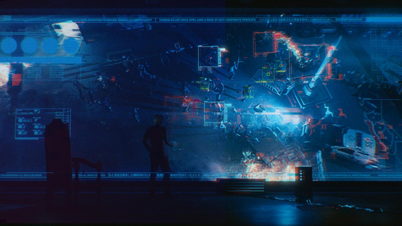 Cyberpunk 2077 Sega Genesis