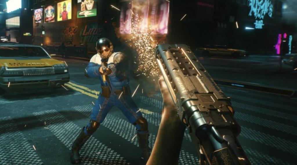 Cyberpunk 2077 Weapons List