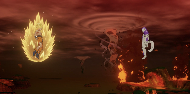 Dragon Ball Z Kakarot Update 1.41