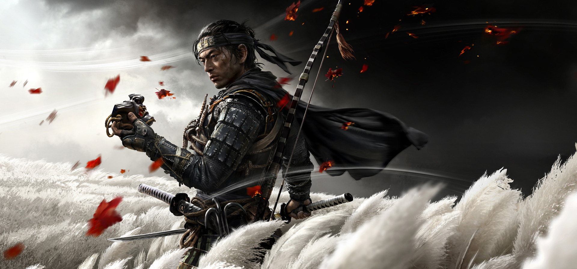 Ghost of Tsushima 1.17 Update Download Size Patch Notes
