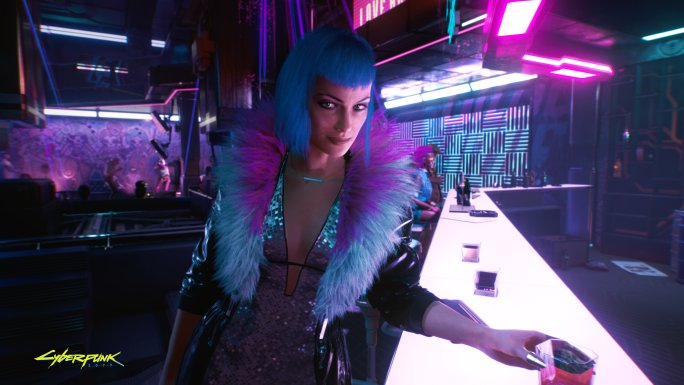 How to customize Genitals Cyberpunk 2077
