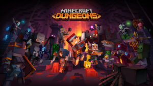 Minecraft Dungeons Update 1.10 Patch Notes Howling Peaks