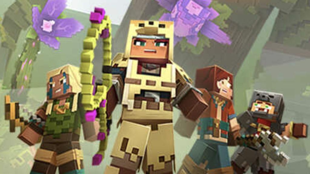 Minecraft Dungeons Update 1.11