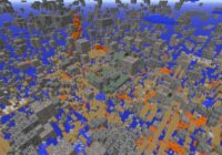 Minecraft 1.17 Xray texture pack