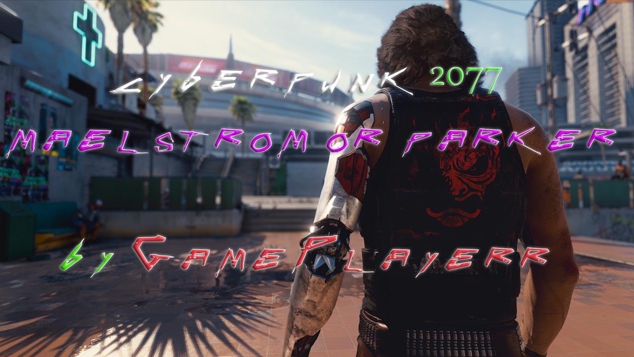 cyberpunk 2077 maelstrom or parker