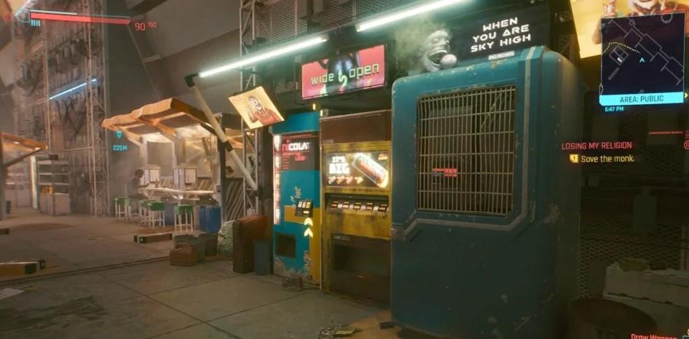 cyberpunk 2077 money glitch