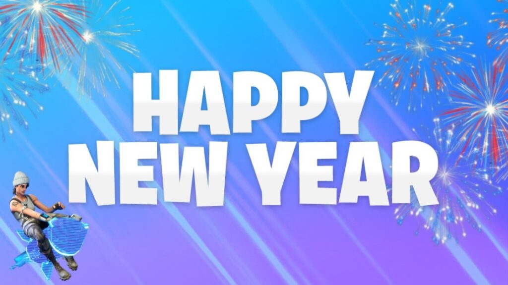 Fortnite New Year Eve 2021 Live Event Leaked - GamePlayerr